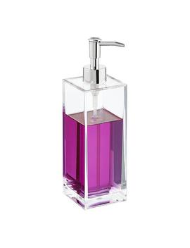 13.5 Oz. Square Acrylic Soap Pump by Container Store