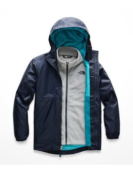 Boys' Stormy Rain Triclimate® by The North Face