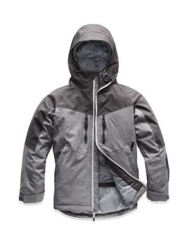 Boys' Chakal Insulated Jacket by The North Face