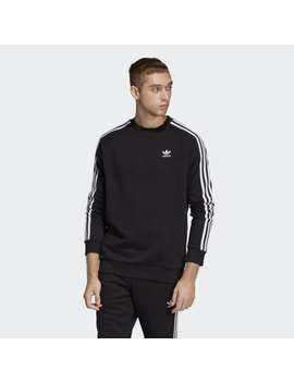 3 Stripes Crewneck Sweatshirt by Adidas
