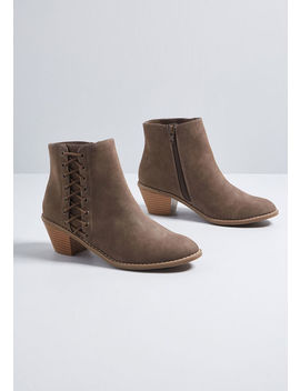 Fate Changer Heeled Bootie by Rocket Dog