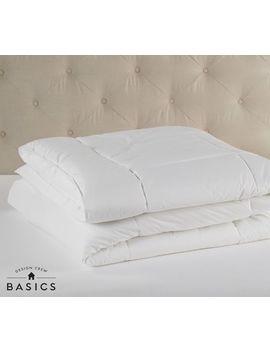 Design Crew Basics Down Alternative Duvet Insert by Pottery Barn
