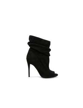 Surrender Black Suede by Steve Madden
