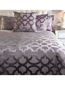 Edessa Bedding   Amethyst by Z Gallerie