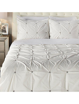 Malden 3 Piece Bedding Set   White by Z Gallerie