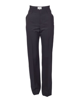 Tailored Pants In Virgin Wool by Maison Margiela