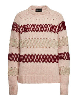 Knit Wool Pullover by Calvin Klein 205 W39 Nyc