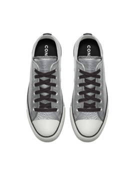 Converse Custom Chuck Taylor Premium Leather Low Top by Converse