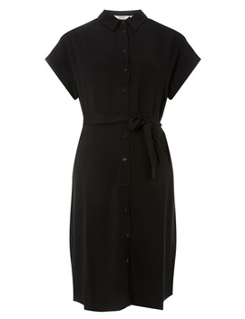 **Maternity Black Grown On Sleeveless Dress by Dorothy Perkins