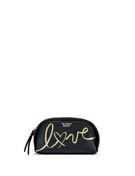New! Love Beauty Bag by Victoria's Secret