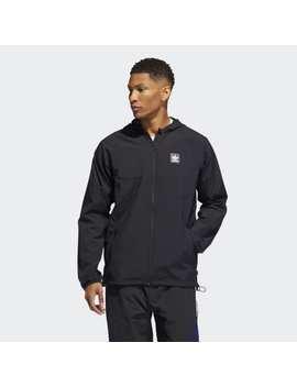 Dekum Packable Wind Jacket by Adidas