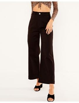 Stretch Wide Leg Pant by Glassons