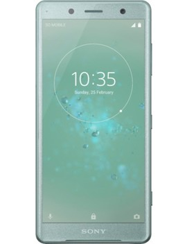 Xperia Xz2 Compact With 64 Gb Memory Cell Phone (Unlocked)   Moss Green by Sony