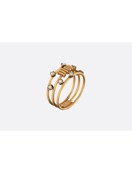 Dio(R)Evolution Ring by Dior