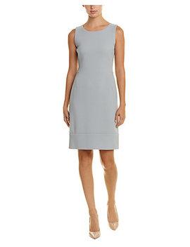 Akris Wool Sheath Dress by Akris