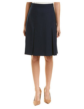 Brooks Brothers Wool Blend Pencil Skirt by Brooks Brothers