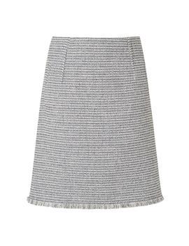 josie-navy-skirt by lkbennett