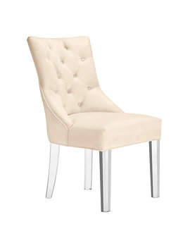 Nottingham Dining Chair   Acrylic by Z Gallerie