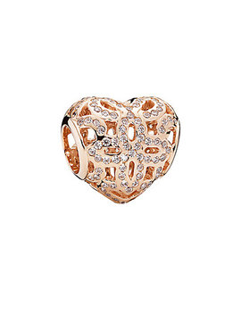 Pandora Rose™ Cz Love & Appreciation Charm by Pandora