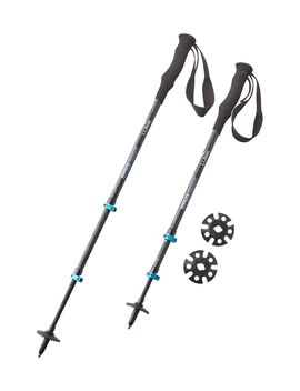 Women's Hikelite 4 Season Carbon Compact Hiking Poles by L.L.Bean