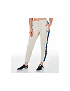 Women's Puma Revolt Terry Sweatpants by Puma