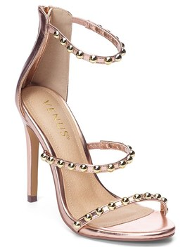 Studded Strappy Heel by Venus