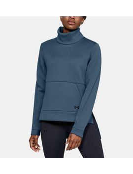 Ua Move Mock Women's Long Sleeve Shirt by Under Armour