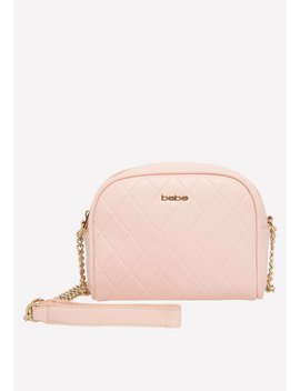Chain Strap Crossbody Bag by Bebe