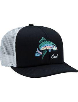 Wilds Trucker Hat   Men's by Coal Headwear