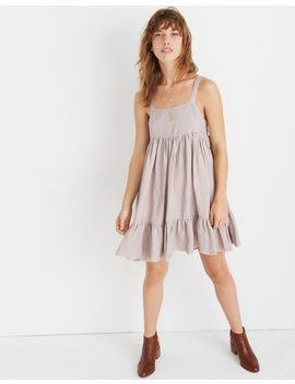 Karen Walker® Sanctuary Tiered Dress by Madewell