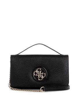 G Lux Quilted Flap Crossbody by Guess