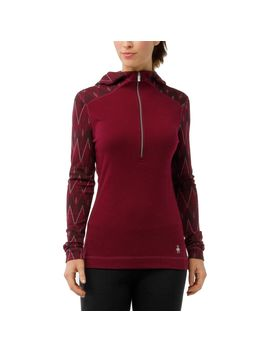 Merino 250 1/2 Zip Hooded Top   Women's by Smartwool