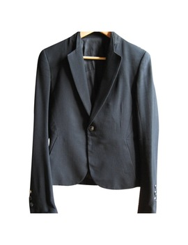 Wool Blazer by Rick Owens