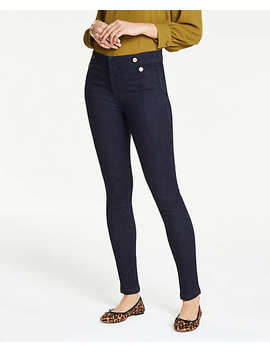 Sailor All Day Skinny Jeans by Ann Taylor