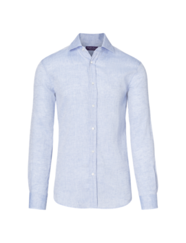 Linen Sport Shirt by Ralph Lauren