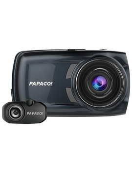 """Papago! Go Safe S810 Full Hd 1080p Dashcam With 2.7"""" Lcd Screen & Rear Camera by Papago"""
