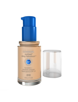 Cover Girl Outlast Stay Fabulous 3 In 1 Foundation + Broad Spectrum Spf 20,Classic Ivory 8101.0 Fl Oz by Walgreens