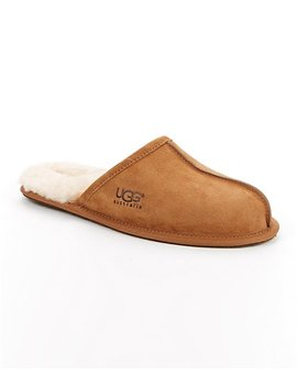 Men's Scuff Suede Slippers by Ugg