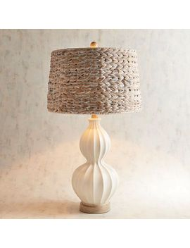 Seagrass Shade Table Lamp by Pier1 Imports