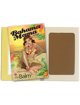The Balm Bahama Mama Bronzer Powder Dark Tan0.25 Ea by Walgreens