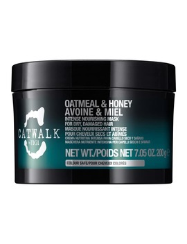 Tigi Catwalk Oatmeal & Honey Nourishing Mask 200ml by Tigi Catwalk