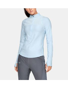 Ua Qualifier ½ Zip Women's Running Long Sleeve Shirt by Under Armour
