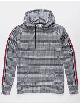 Vstr Mad Plaid Mens Hoodie by Vstr