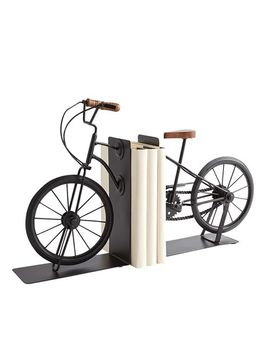 Bicycle Bookend Set by Pier1 Imports