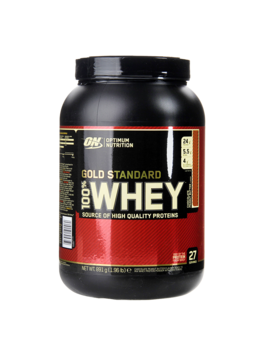 Optimum Nutrition Gold Standard 100% Whey Powder Chocolate Peanut Butter 891g by Optimum Nutrition Gold Standard 100% Whey Powder Chocolate Peanut Butter 891g