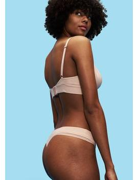 Complete Pack Thong by Organic Cotton