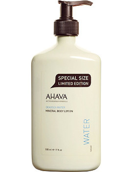 Online Only Deadsea Water Mineral Body Lotion by Ahava
