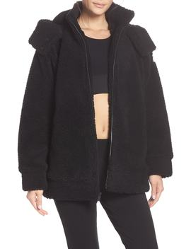 Norte Faux Fur Coat by Alo