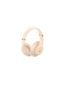 Beats Studio3 Wireless Headphones – The Beats Skyline Collection   Desert Sand by Apple