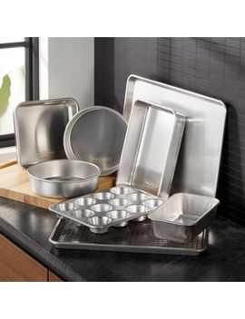 Nordic Ware ® Naturals ® 9 Piece Bakeware Set by Crate&Barrel